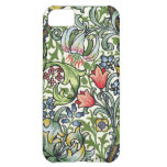 William Morris Golden Lily Floral Chintz Pattern Case For iPhone 5C