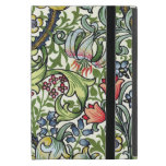 William Morris Golden Lily Floral Chintz Pattern Cases For iPad Mini