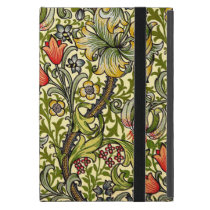 William Morris Golden Lily iPad Mini Cover