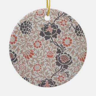 William Morris Grafton Wallpaper Ceramic Ornament