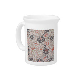 William Morris Grafton Wallpaper Drink Pitcher