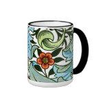 William Morris - Granville Coffee Mugs