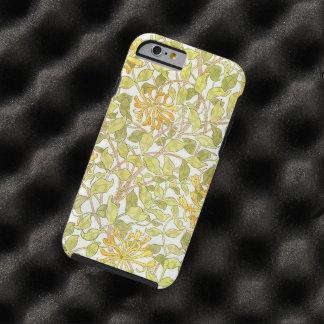 William Morris Honeysuckle Design Floral Vintage Tough iPhone 6 Case