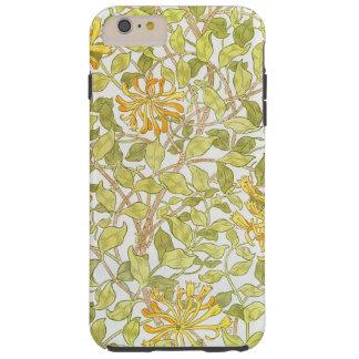 William Morris Honeysuckle Design Floral Vintage Tough iPhone 6 Plus Case