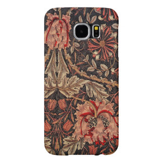 William Morris Honeysuckle Vintage Floral Samsung Galaxy S6 Case