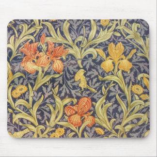 William Morris Iris - Mousepad