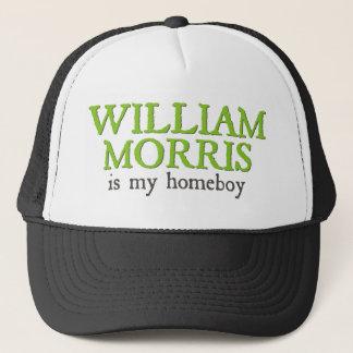 William Morris is my Homeboy Trucker Hat