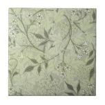 William Morris Jasmine Wallpaper Ceramic Tile