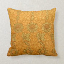 William Morris Kennet Pattern Throw Pillow