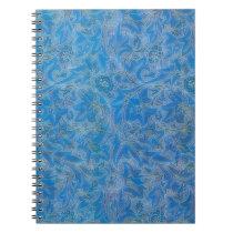 William Morris Lea Vintage Floral Notebook