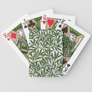 "William Morris ""Leaves"" Bicycle Playing Cards"