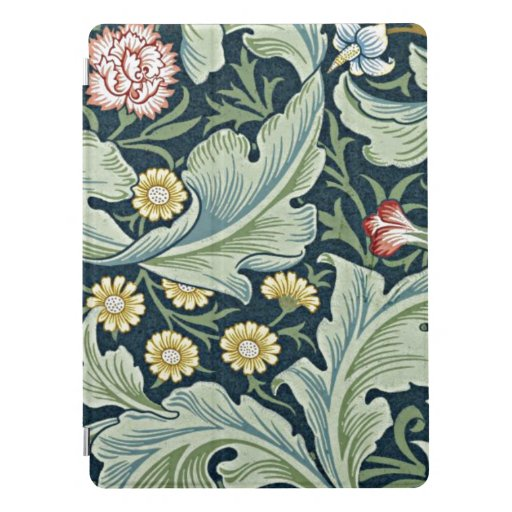 William Morris - Leicester vintage floral design iPad Pro Cover