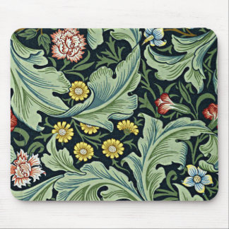 William Morris - Leicester vintage floral design Mouse Pad