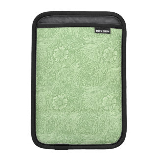 William Morris Marigold (Green) iPad Mini Sleeve