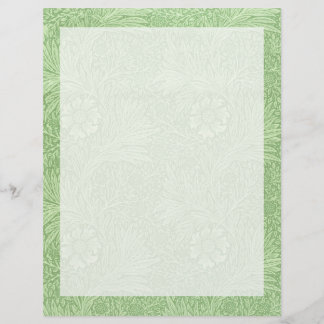 William Morris Marigold (Green) Pattern