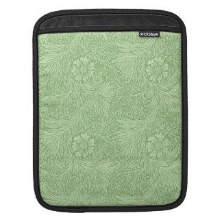 William Morris Marigold (Green) Sleeve For iPads