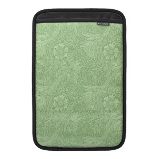 William Morris Marigold (Green) Sleeve For MacBook Air