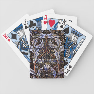 "William Morris ""Membland"" Bicycle Playing Cards"
