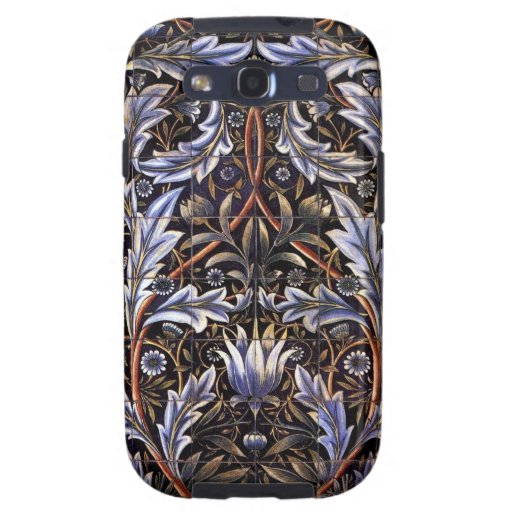 William Morris Membland Funda Para Galaxy S3