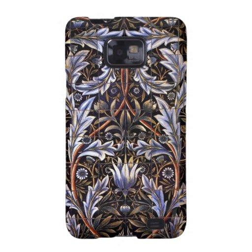 William Morris Membland Funda Para Samsung Galaxy S2