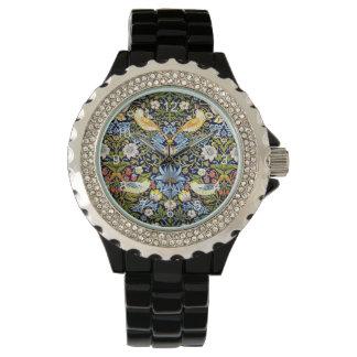 William Morris - modelo del ladrón de la fresa Relojes