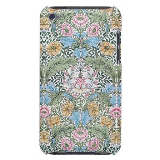 William Morris Myrtle Chintz Pattern iPod Case iPod Case-Mate Cases