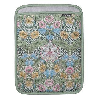 William Morris Myrtle Floral Pattern iPad Sleeve