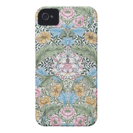 William Morris Myrtle Pattern iPhone 4 Case