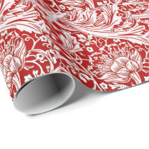 William Morris pattern,  Arcadia Wrapping Paper