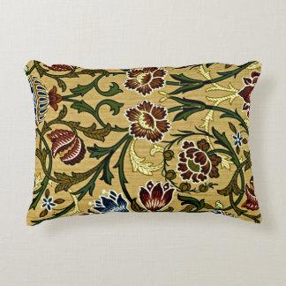 William Morris Pattern, Brocade Decorative Pillow