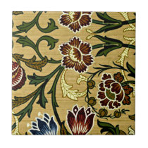 William Morris Pattern, Brocade Tile