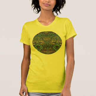 William Morris Peacock and Dragon Tapestry T-Shirt