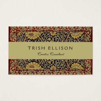 oriental carpet business cards templates zazzle