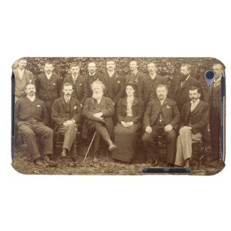 William Morris, photographed with the Staff at Kel Barely There iPod Cover