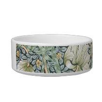 William Morris Pimpernel Floral Design Bowl