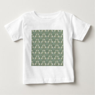 William Morris Pimpernel Pattern Baby T-Shirt