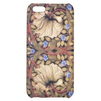 William Morris Pimpernel Vintage Floral Cover For iPhone 5C