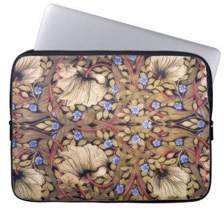 William Morris Pimpernel Vintage Floral Laptop Sleeve