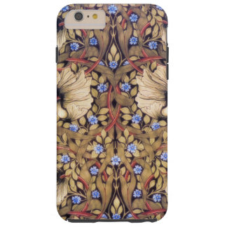 William Morris Pimpernel Vintage Floral Tough iPhone 6 Plus Case