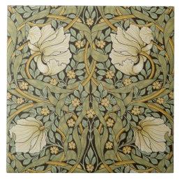 William Morris Pimpernel Vintage Pre-Raphaelite Ceramic Tile
