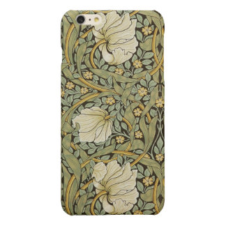 William Morris Pimpernel Vintage Pre-Raphaelite Glossy iPhone 6 Plus Case