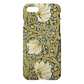 William Morris Pimpernel Vintage Pre-Raphaelite iPhone 8/7 Case