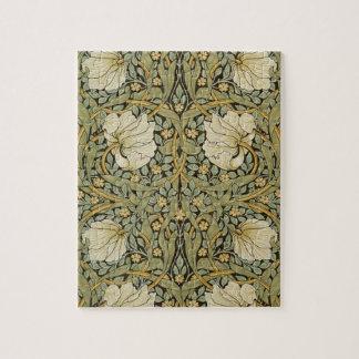 William Morris Pimpernel Vintage Pre-Raphaelite Jigsaw Puzzle