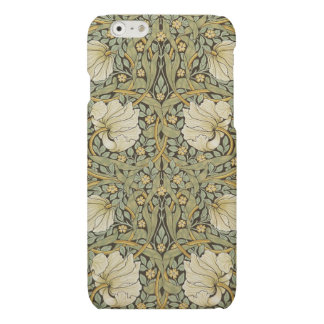 William Morris Pimpernel Vintage Pre-Raphaelite Matte iPhone 6 Case