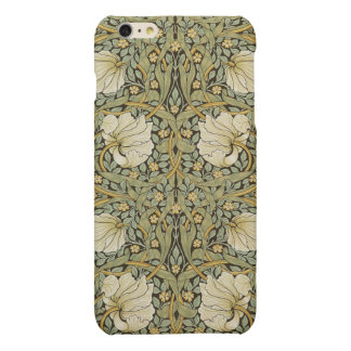William Morris Pimpernel Vintage Pre-Raphaelite Matte iPhone 6 Plus Case
