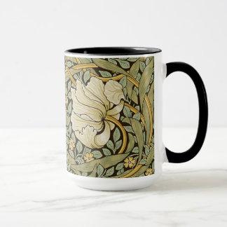 William Morris Pimpernel Vintage Pre-Raphaelite Mug