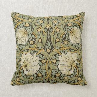 William Morris Pimpernel Vintage Pre-Raphaelite Pillow