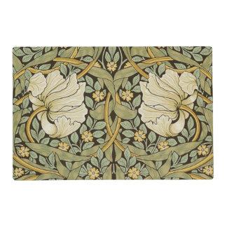 William Morris Pimpernel Vintage Pre-Raphaelite Placemat