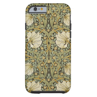 William Morris Pimpernel Vintage Pre-Raphaelite Tough iPhone 6 Case