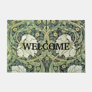William Morris Pimpernel Welcome Doormat